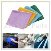 kain lap serat micro fiber serbaguna 30 x 30cm microfiber cloth