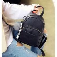 Tas Ransel Wanita Backpack Bag Mini Ledisa Back Pack Waist Bag Cewek