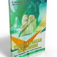 Buku Statistika Dasar untuk Bisnis