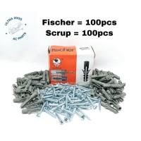 Fisher S6 + Scrup / Fischer S6 + Scrup