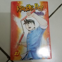 Komik Kungfu Boy Legend vol 23 segel ori