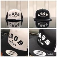 CBGB & OMFUG TRUCKER HAT ORIGINAL OFFICIAL MERCHANDISE