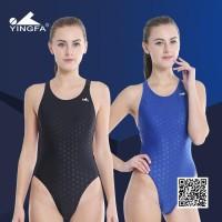 VIRAL !! Baju Renang Yingfa 921 Racing Competition Shark Skin FINA -
