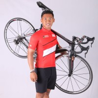 League HOME Cycling Jersey ICF TIMNAS