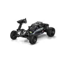 Kyosho SCORPION XXL (Black) 1/7 GP 2WD Buggy Readyset RTR 31873T2