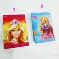 Dompet anak karakter Barbie cantik simpan mainan uang saat lebaran