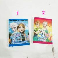 Dompet anak karakter Frozen Elsa Anna hadiah kado murah meriah wallet