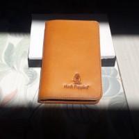 Hush Puppies Dompet Full Kulit Tanggung 3/4 Kulit Asli Leather Panjang