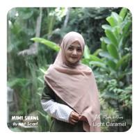 Hijab Mimi Shawl Light Caramel