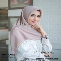 Hijab Daily Square Vanili Potton Korea