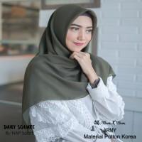 Hijab Daily Square Army Potton Korea