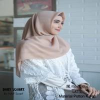 Hijab Daily Square Latte Potton Korea