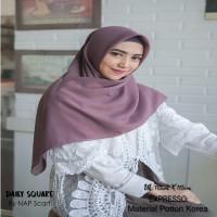 Hijab Daily Square Expresso Potton Korea