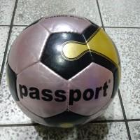 Bola futsal passport
