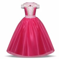 Dress Anak Princess Aurora / Kostum Aurora / Gaun Aurora Best Seller!