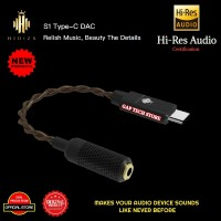 Hidizs S1 Type C to 3.5 mm Audio DAC Cable Original