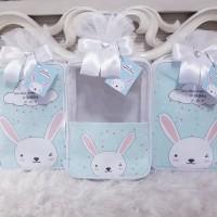 Souvenir Pouch Custom/Souvenir Ultah/Pouch Printing/Hampers Baby/Gift