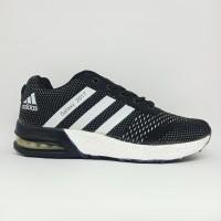Sepatu Lari Wanita Adidas Galaxy Import Joging Running Olahraga