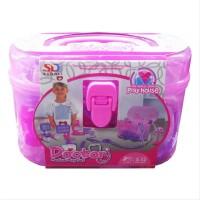 Mainan Anak Dokter-Dokteran/ Mainan Doctor Play Set koper BOX