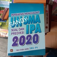 BUKU PERSIAPAN MENGHADAPI UN SMA IPA 2020
