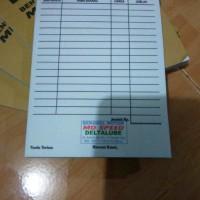 Jual Nota Toko Murah Harga Terbaru 2019 Tokopedia