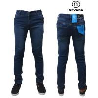 Celana Jeans Pria -- celana jeans nevada pensil slimfit skinny cowok