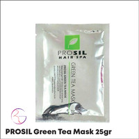 Prosil Hair Spa Green Tea Mask 25gr