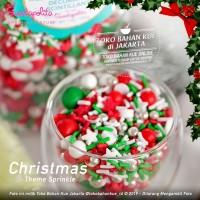 Sweetapolita - TWAS the NIGHT 50gr - Christmas Cake Sprinkle Kue Natal