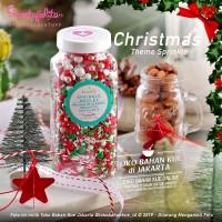 Sweetapolita - TWAS the NIGHT 1 Botol 400gr - Cake Natal Sprinkle Tart