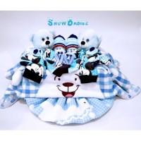 Hadiah Lahiran /Mickey Mouse Gift Sets/ Baby Disney Gifts Hampers