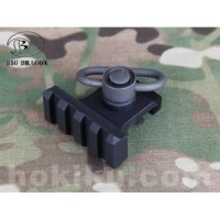 Tactical Swivel QD with siderail for Airsoft Rail