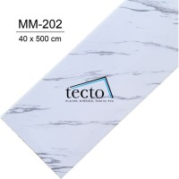 TECTO Plafon PVC Premium MM-202 ( 40 cm x 500 cm )
