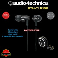 Audio Technica ATH CLR100 / CLR 100 Clear In-Ear Headphones Original