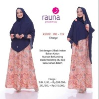 Rauna RK 128 Orange