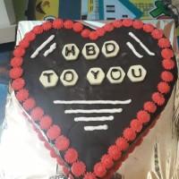 Jual Kue Ulang Tahun Love Murah Harga Terbaru 2020 Tokopedia