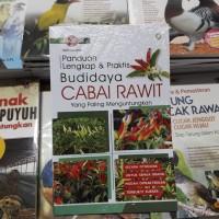 Buku Panduan Lengkap & Praktis Budidaya Cabai Rawit