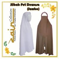 Jilbab Pet Dewasa (Jumbo)