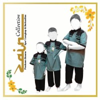 Setelan Gamis Pakistan Anak Laki – Laki Zain Collection