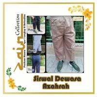 Celana Sirwal Dewasa Azahrah