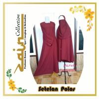 Setelan Polos Zain Collection