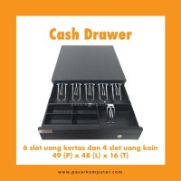 Cash Drawer Tipe UL 400