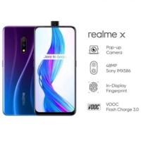 Realme X ram 8/128gb camera pop up garansi resmi oppo 1 tahun