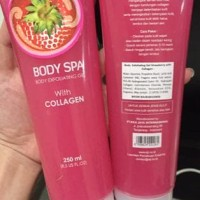 HANASUI BODYSPA STRAWBERRY / HANASUI BODY SPA STRAWBERRY