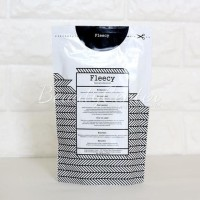 Fleecy Whitening Body Scrub Rice / Lulur Whitening Fleecy Rice
