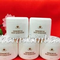 Immortal Body Scrub Susu