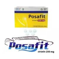 Posafit 250 mg isi 30 Tablet - Nutrisi Albumin (Sari Kutuk)