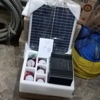 PAKET SOLAR HOME ARJUNA 5 LAMPU II-HDL-68001-150-150W