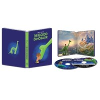 The Good Dinosaur 4k bestbuy steelbook