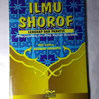Ilmu Shorof Lengkap dan Praktis Terjemah Nadhom Maqsud
