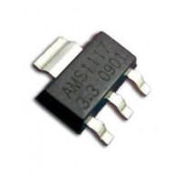 IC AMS 1117 3.3V - IC regulator 3.3V